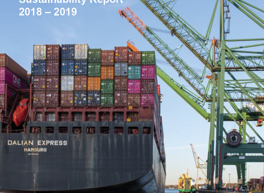Halifax Port Authority 2018-2019 Sustainability Report