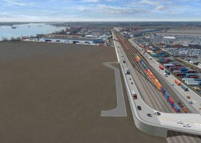 Envision Strategy for the Vancouver Fraser Port Authority Portside Blundell Road Improvements Project
